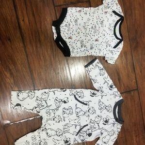 101 Dalmatians Baby Clothing